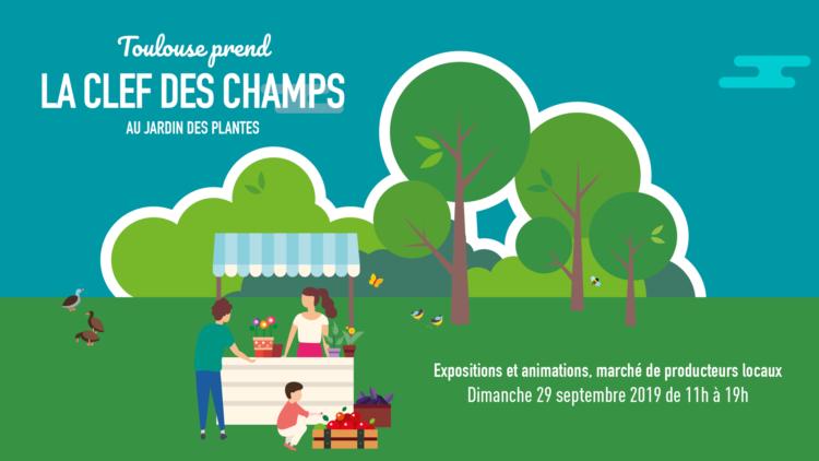 Le Syndicat présent à Toulouse prend la Clef des Champs